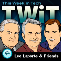 Geoff Smith featured on TWiT Episode 142